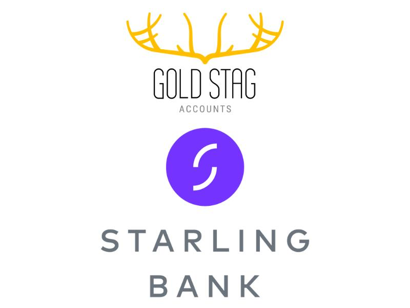 Gold Stag Accounts and Starling bank