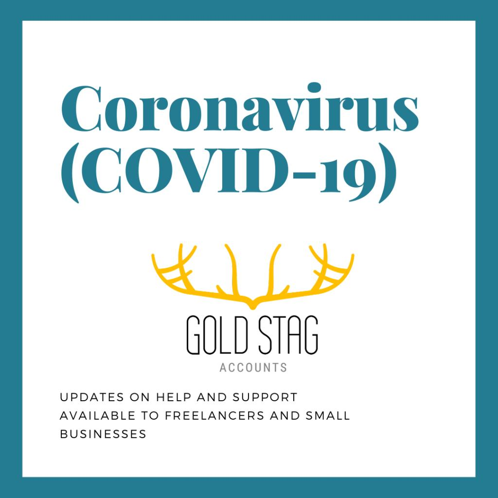 Coronavirus:  Update on help and support available to freelancers and small businesses.