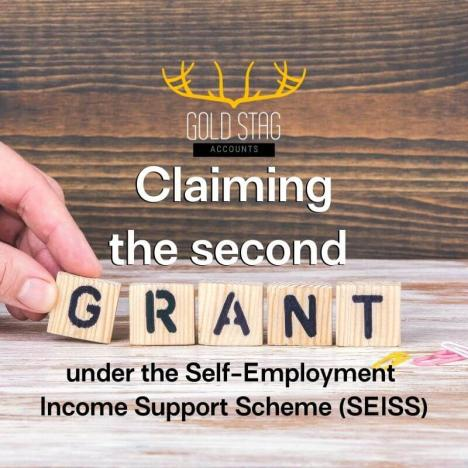 Claiming the second grant under the SEISS