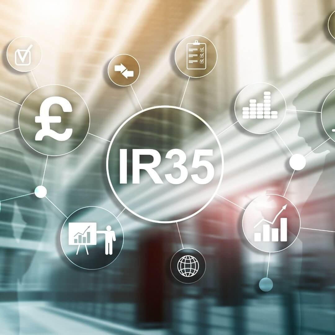 Off-payroll working rules (IR35) update.